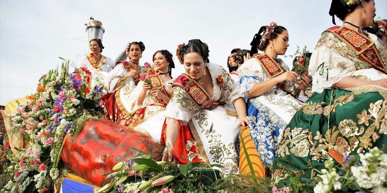 De la Batalla de las Flores a Murcia en Primavera