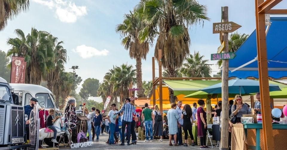 Los mercadillos más alternativos de Murcia