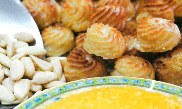 Los dulces tradicionales de Navidad en Murcia