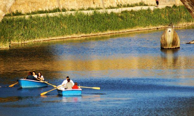 Paseos en barca por el Río Segura