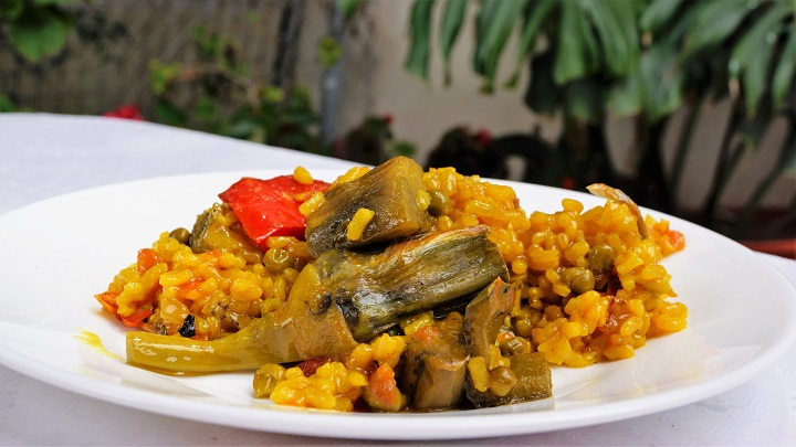 Arroces de Murcia aspirantes al mejor arroz de España
