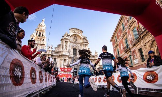 La Maratón de Murcia abre la temporada de running