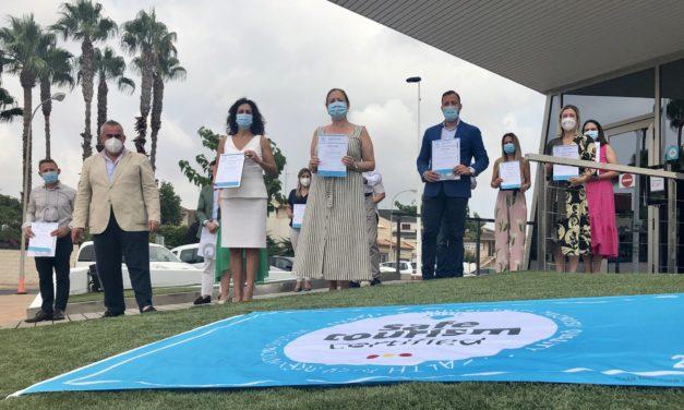 La Red de Oficinas de Turismo de la Región de Murcia es la primera de España en recibir el 'Safe Tourism Certified'
