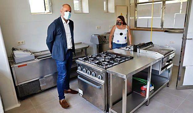 El Centro de Visitantes de La Luz contará con un aula para los alumnos de la Escuela de Hostelería